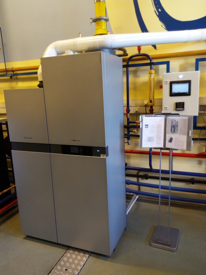 Installation à Climatherm - Climagaz